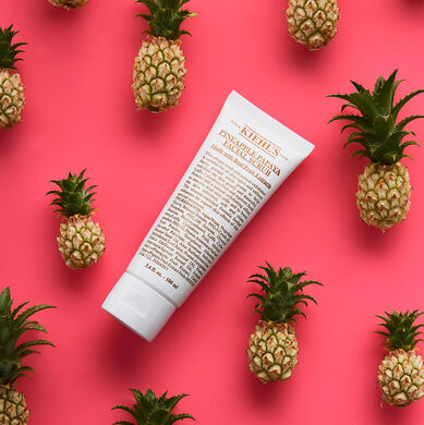 Pineapple Papaya Facial Scrub