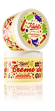 Creme de Corps Soy Milk & Honey Whipped Body Butter Limited Edition Holiday 2017