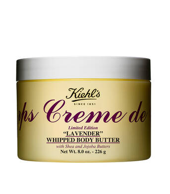 Creme de Corps Whipped Body Butter - Limited Edition Lavender