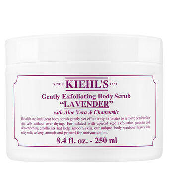 Gently Exfoliating Body Scrubs